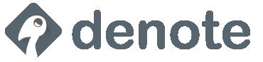 Denote Media Logo